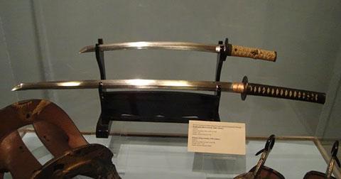 Những bức ảnh thể hiện vẻ đẹp và sức mạnh quyền năng của thanh kiếm Samurai