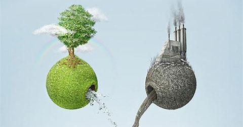 33 poster sáng tạo về vấn đề biến đổi khí hậu khiến con người phải suy ngẫm