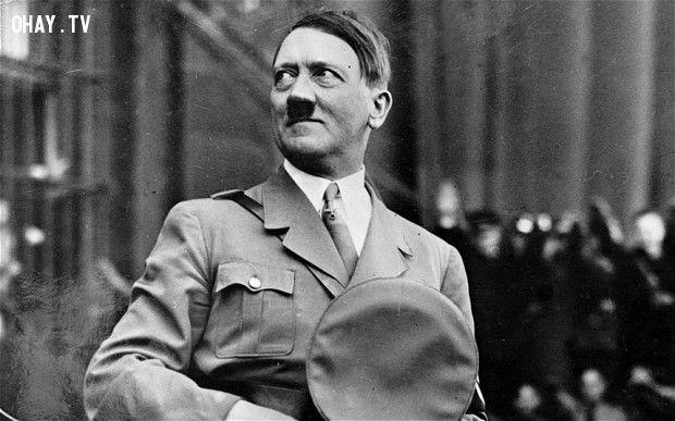 ảnh Hitler,hiv,virus hiv,nguồn gốc của hiv,bệnh thế kỷ