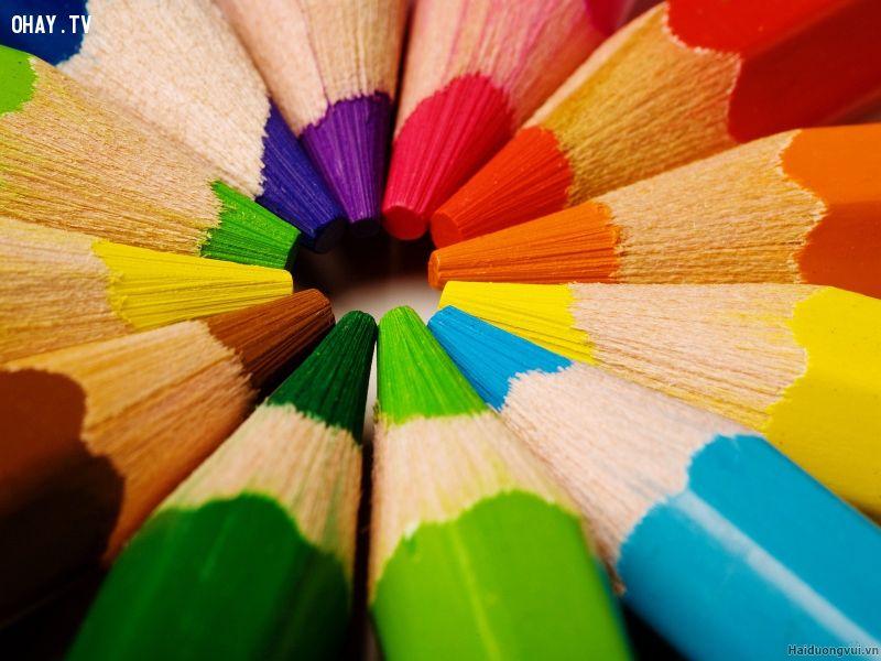 ảnh trắc nghiệm tình yêu,màu sắc,trắc nghiệm tính cách