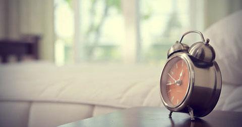 Muốn thành công, hãy dậy sớm
