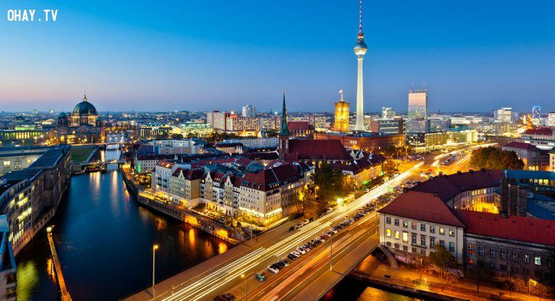 Top 10 điều cực thú vị có thể bạn chưa biết về nước Đức