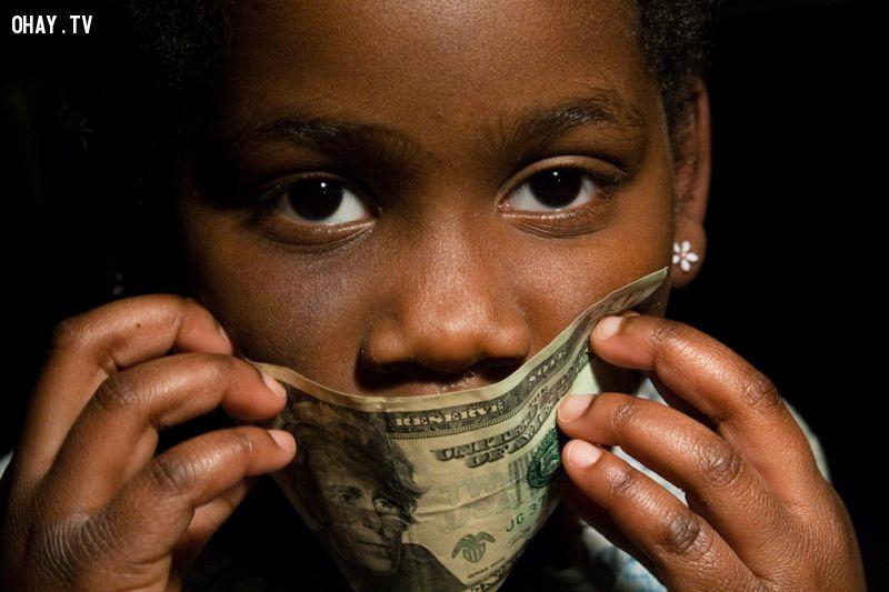 ảnh ma lực của tiền,triệu phú,người giàu