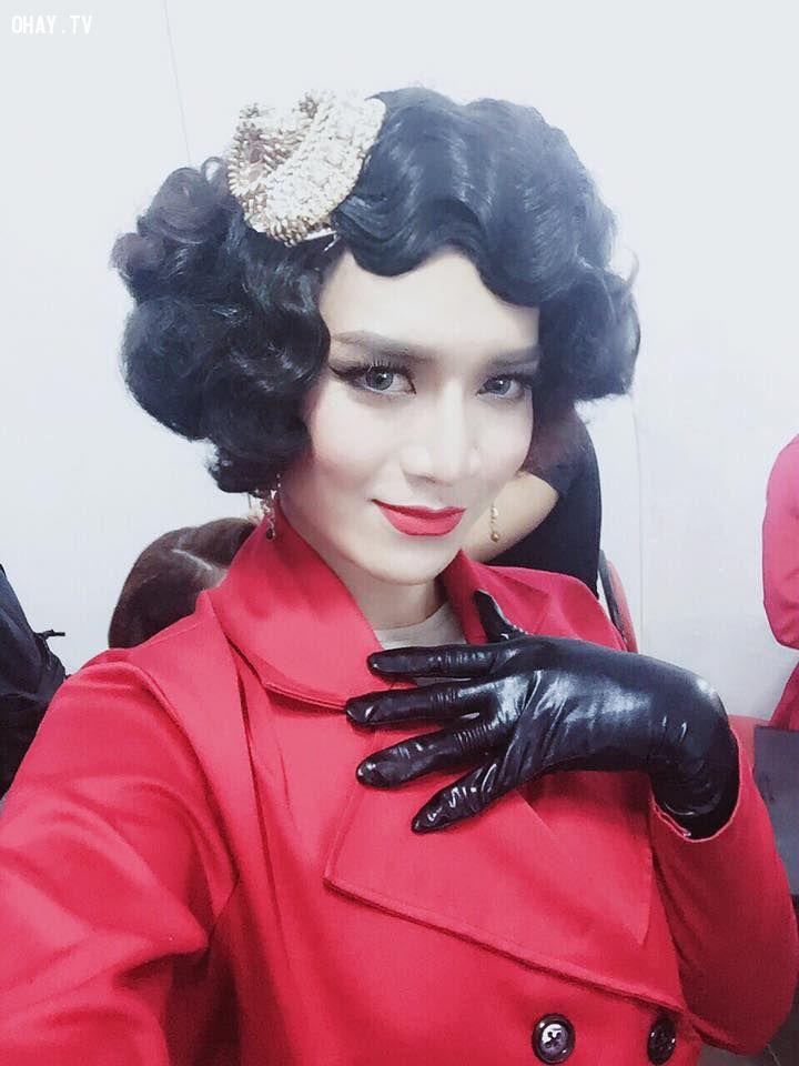 ảnh BB Trần,Trần Phan Quốc Bảo,giả gái,BB&BG