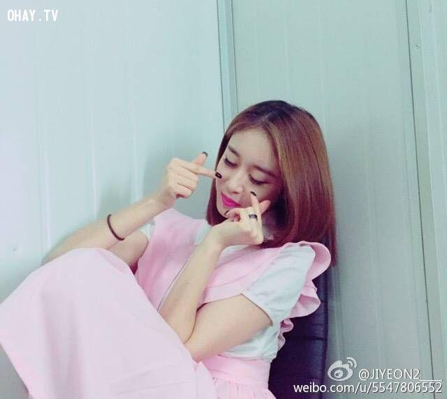 ảnh tara,jiyeon,soyeon,boram,show,kpop,truyền hình thực tế