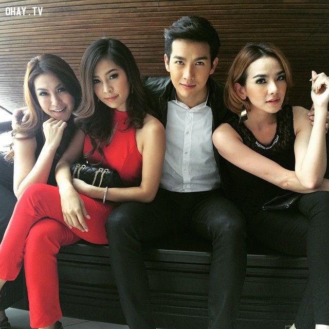 ảnh Push Puttichai Kasetsin,điển trai,sao Thái Lan,sao nam Thái Lan