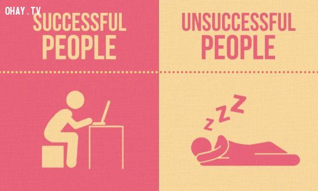 ảnh thành công,người thành công,sự khác biệt