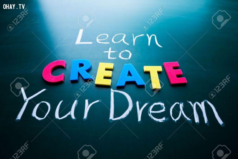Tạo ra một giấc mơ