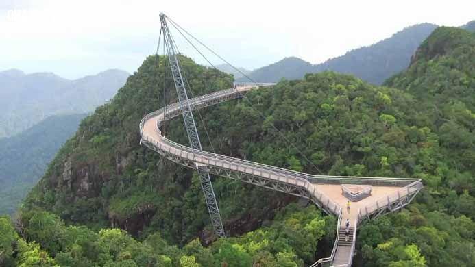 ảnh cây cầu,cầu kỳ lạ,cây cầu kỳ lạ,thiết kế kỳ lạ