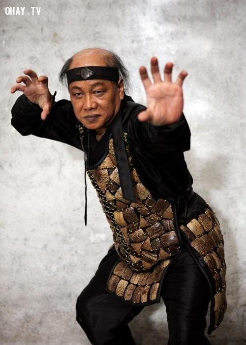 ngoi sao vo thuat Luong Tieu Long