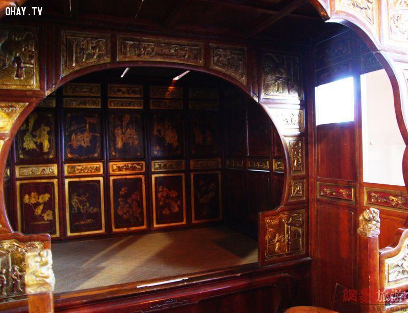 Giường phu thê thời xưa