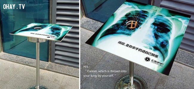 ảnh quảng cáo,quảng cáo xã hội,vấn đề xã hội,tuyên truyền,quảng cáo hay,poster sáng tạo,quảng cáo sáng tạo