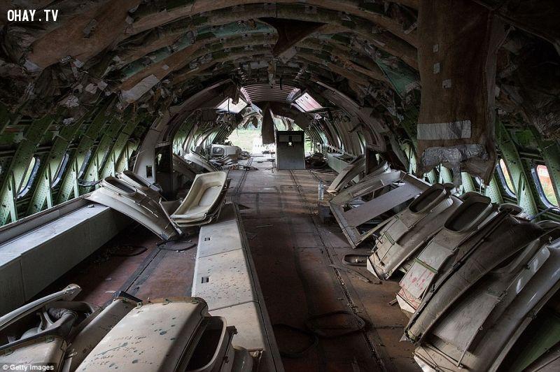 ảnh nghĩa địa máy bay bangkok,bangkok