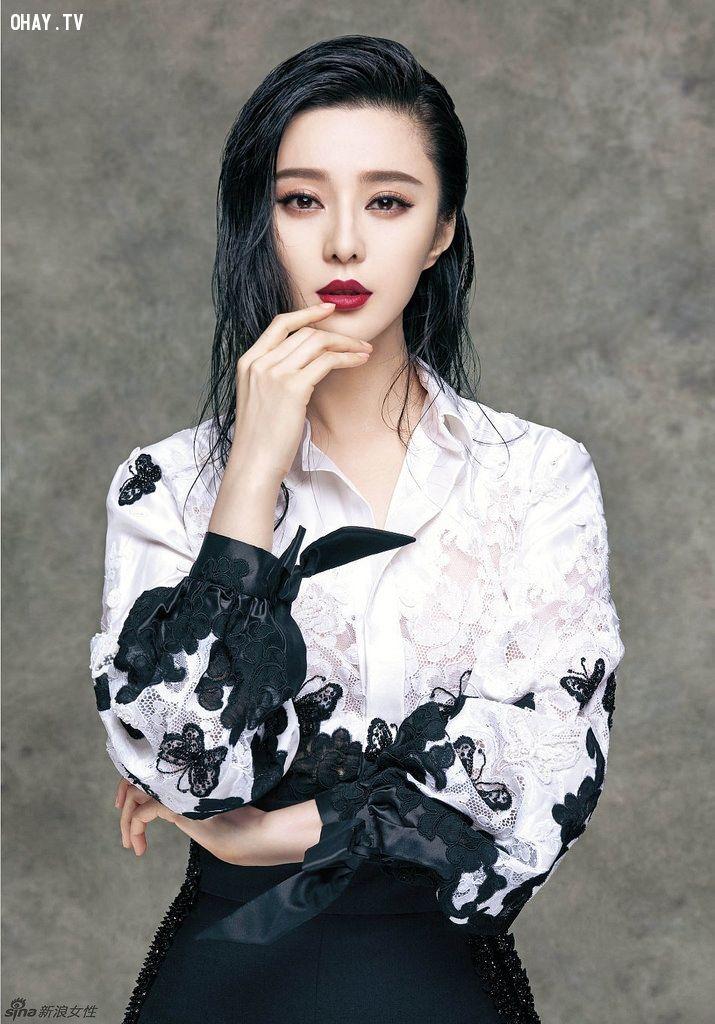 ảnh Phạm Băng Băng,Vogue,xinh đẹp,diễn viên