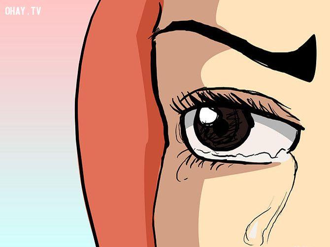 Làm thế nào để khóc vào ban đêm mà không bị phát hiện