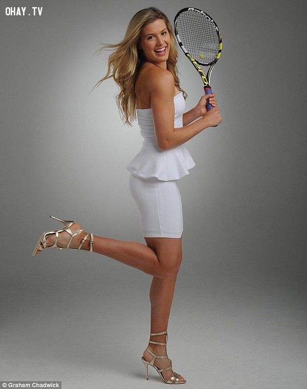 ảnh tay vợt nữ quyến rũ,quần vợt,Maria Sharapova,Ana Ivanovic
