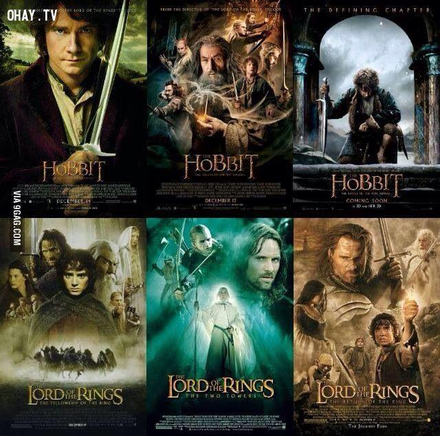 ảnh Chúa Nhẫn,The hobbit,Peter Jackson