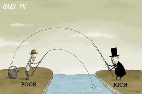 giàu hay nghèo