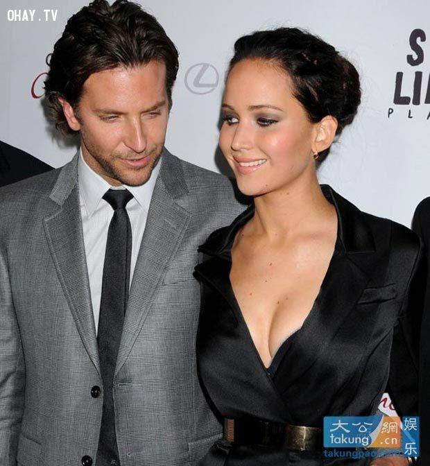 Bradley Cooper và Jennifer Lawrence