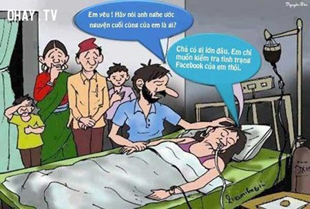 Chứng nghiện facebook