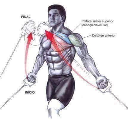 23 bức ảnh hướng dẫn các tư thế tập thể hình cực đẹp cho các chàng trai thích cơ bắp