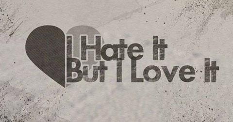 Những điều đáng ghét chúng ta không bao giờ muốn từ bỏ