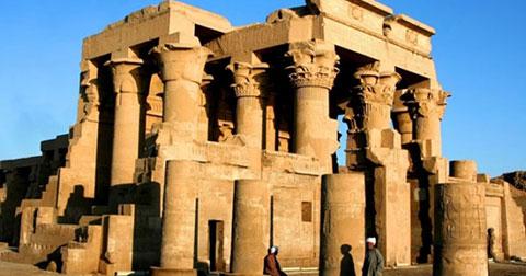 Vén màn bí mật về văn minh Ai Cập cổ đại.