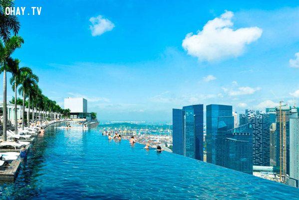 ảnh hồ bơi,hồ bơi đẹp nhất,hồ bơi sang trọng nhất