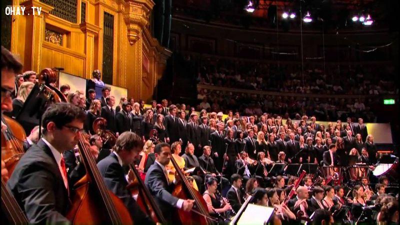 Bản giao hưởng số 9 của Beethoven ở Proms