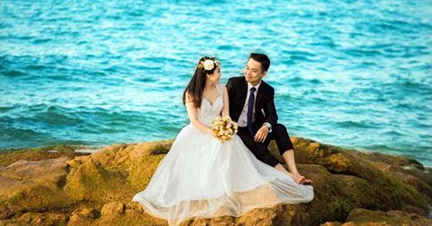 6 địa điểm chụp ảnh cưới tuyệt đẹp tại Việt Nam