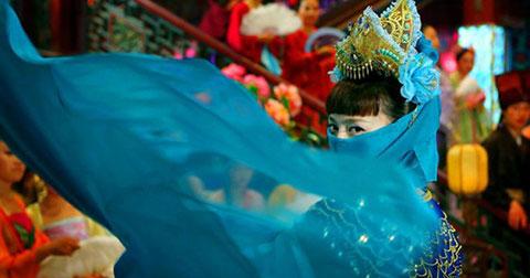 7 nàng kỹ nữ xinh đẹp ấn tượng nhất trên màn ảnh Hoa ngữ