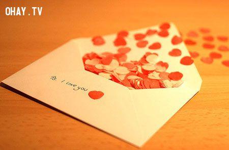 lá thư đẹp