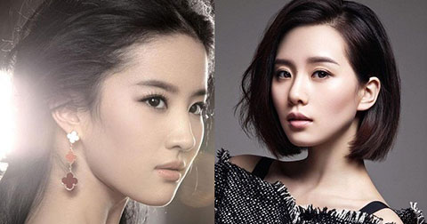 So sánh những ngôi sao cùng tuổi nổi tiếng của làng giải trí Hoa Ngữ