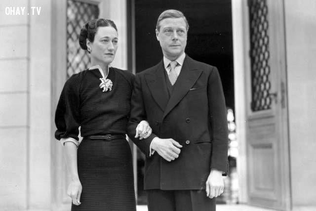 Công tước và nữ công tước xứ Windsor