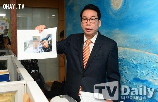 ảnh Kim Huyn Joong,xét nghiệm quan hệ huyết thống,bức tâm thư,xét nghiệm ADN,nhập ngũ
