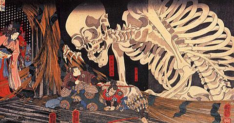 10 quái vật giết người trong thần thoại Nhật Bản