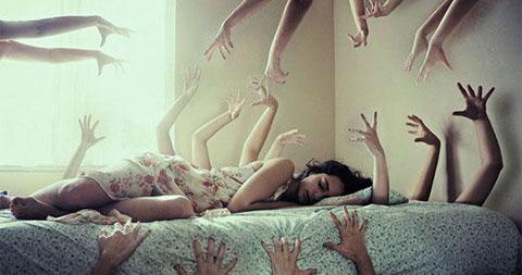 Những cơn ác mộng do chính thói quen của bạn tạo ra