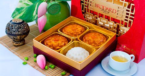 6 thương hiệu bánh bạn nên chọn để làm quà dịp lễ trung thu