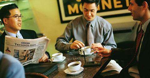 8 lý do khiến những người thích uống cafe thường thành công hơn