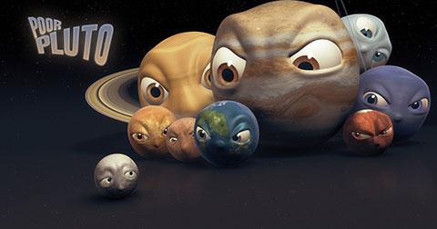 Vì sao Sao Diêm Vương không còn là hành tinh trong Hệ Mặt Trời?