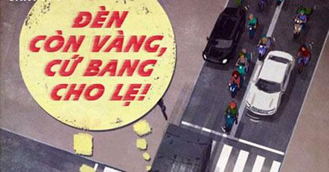 Văn hóa giao thông Việt Nam – sự thất bại của một nền giáo dục?