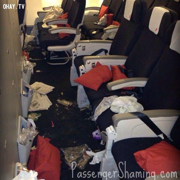 ảnh Passenger Shaming,máy bay,vô duyên,đi máy bay