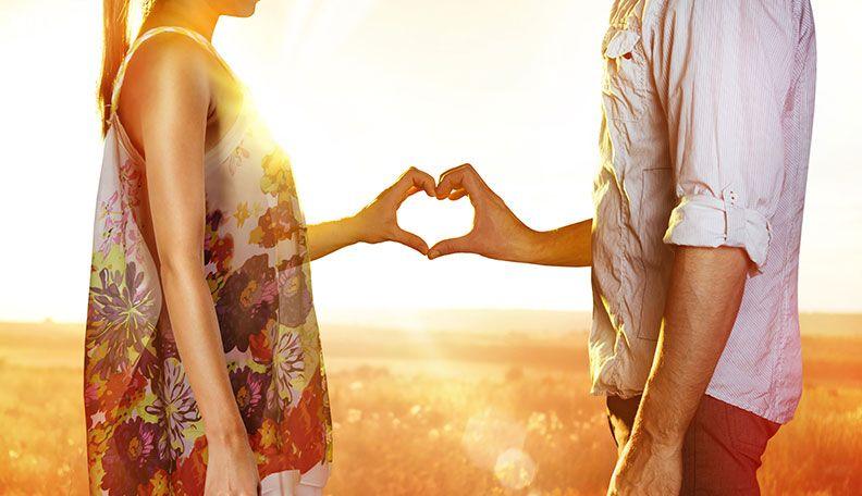 Luôn tin tưởng tuyệt đối vào tình yêu!