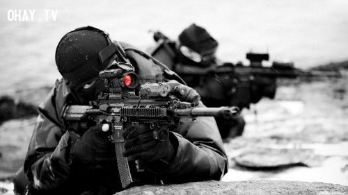 10 loại súng nguy hiểm nhất trên thế giới