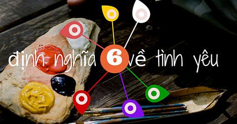 6 định nghĩa về tình yêu hay nhất bạn nên biết!!!