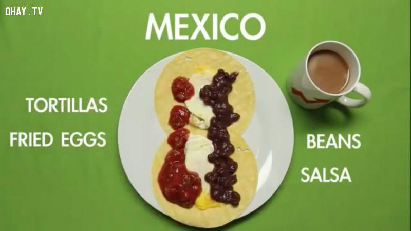 Các món ăn ngon mỗi sáng tại 17 quốc gia trên thế giới 16