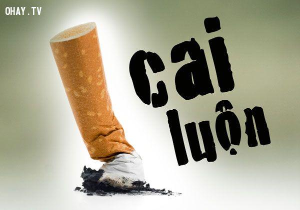 ảnh hút thuốc lá,thuốc lá,sự thật về hút thuốc lá,nghiện thuốc lá