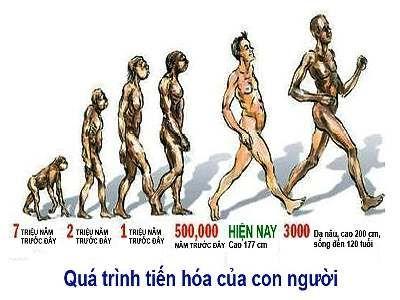 Kinh ngạc trước hình ảnh con người 1000 năm nữa
