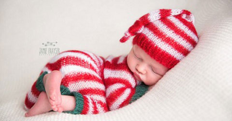 Bộ ảnh những em bé mới sinh cực kì đáng yêu khiến trái tim bạn tan chảy