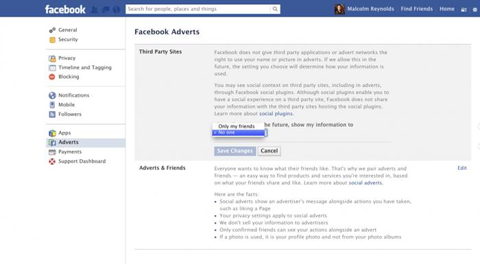 Không nên gửi lời gợi ý kết bạn trên FB